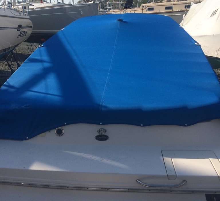 Rinker Mooring Cover 187 Rock Hall Canvas Works